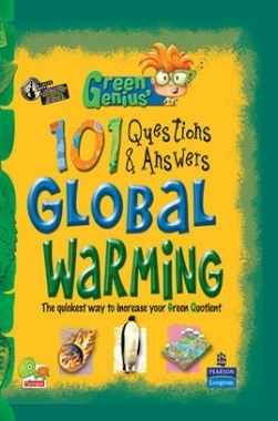 Green Genius's 101 Questions and Answers : Global Warming