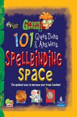 Green Genius's 101 Questions and Answers : Spellbinding Space