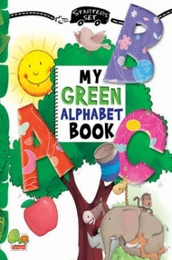 My Green Alphabet Book