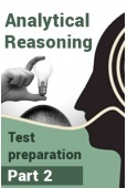 Analytical Reasoning Test Preparation : Part 2