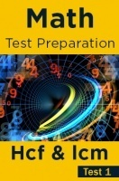 Math Test Preparation Problems on H.C.M & L.C.M Part 1