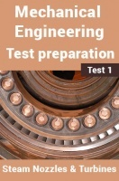 Mechanical Engineering Test Preparations On Steam Nozzles and Turbines Part 1