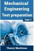 ME Test Preparations On Theory of machines Part 1
