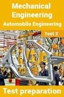 Mechanical Engineering Test Preparations On Automobile Engineering Part 2