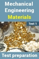 Mechanical Engineering Test Preparations On Engineering Materials Part 1