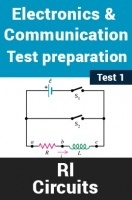 Electrical And Electronics Test Preparations On RL Circuits Part 1