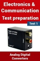 Electronics And Communication Test Preparations On Analog and Digital Converters Part 1