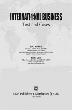 International Business, Text and Cases eBook