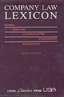 Company Law Lexicon