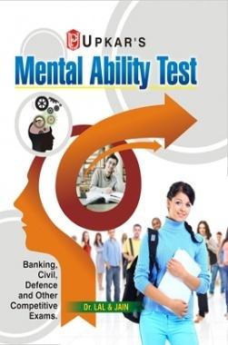 Upkar's Mental Ability Test