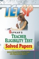 Teacher Eligibility Test Solved Papers
