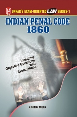 Law Series 1 Indian Penal Code 1860