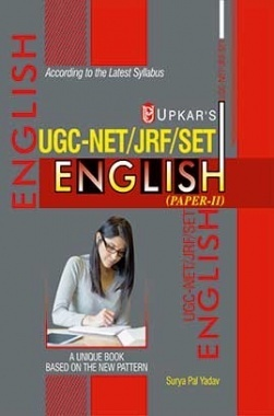 UGC NETJRFSET English For Paper II