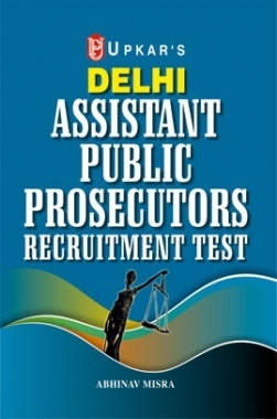 Delhi Assistant Public Prosecutors Recruitment Test
