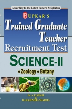 Trained Graduate Teacher Recruitment Test Science II (Zoology and Botany)
