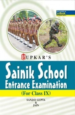 Sainik School Entrance Examination For Class 9th