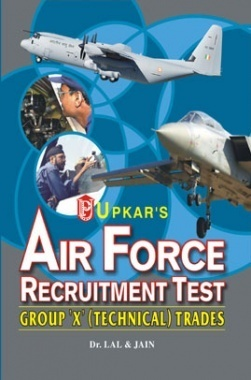 Air Force Recruitment Test Group X (Technical) Trades
