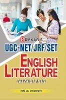UGC-NET/JRF/SET English Literature (Paper II and III)