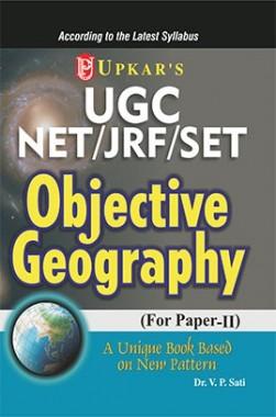 UGC NET/JRF/SET Objective Geography (Paper II)