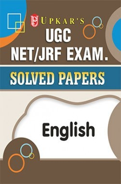 UGC NET/JRF Exam Solved Papers English