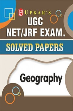 UGC NET/JRF Exam Solved Papers Geography