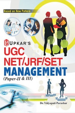 UGC NET/JRF/SET Management (Paper-II And III)