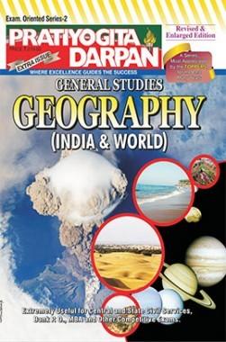 Pratiyogita Darpan Extra Issue Series-2 General Studies Geography (India And World)