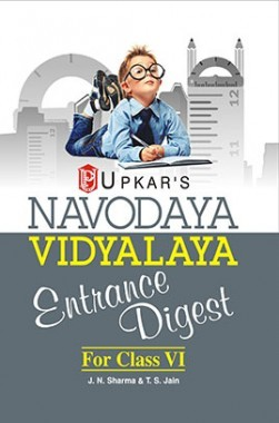 Navodaya Vidyalaya Entrance Digest For Class 6