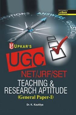 UGC NET/JRF/SET Teaching & Research Aptitude (General Paper-I)