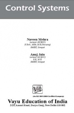 Control Systems By Naveen Mehra and Anuj Jain