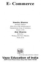E-Commerce By Neeshu Sharma and Atul Sharma