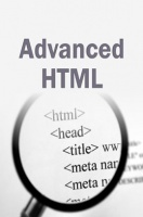 Advanced HTML