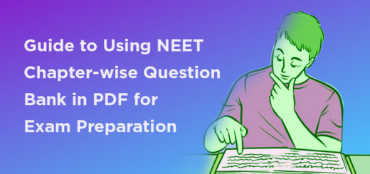 NEET exam preparation