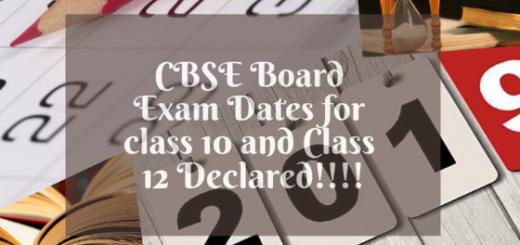 CBSE Board Exam