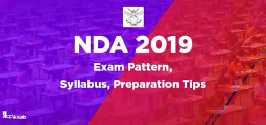 NDA 2019-Exam Pattern & Syllabus