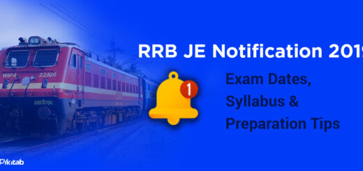 RRB JE Notification