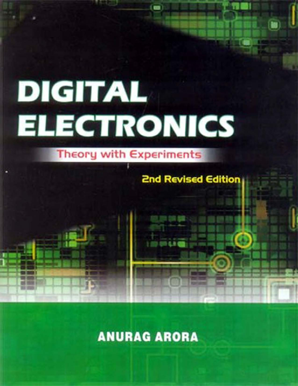 Digital Electronics, Theory with Experiments eBook - Page 1