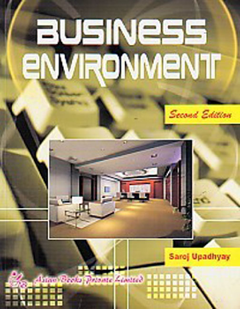Business Environment eBook - Page 1