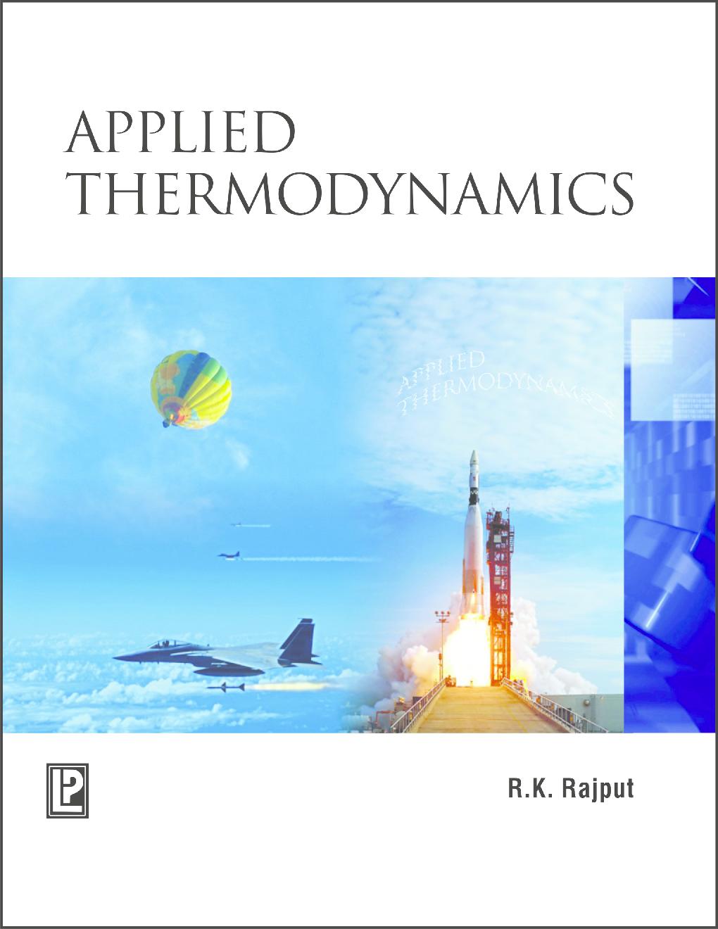 Applied Thermodynamics By Er. R.K.Rajput - Page 1