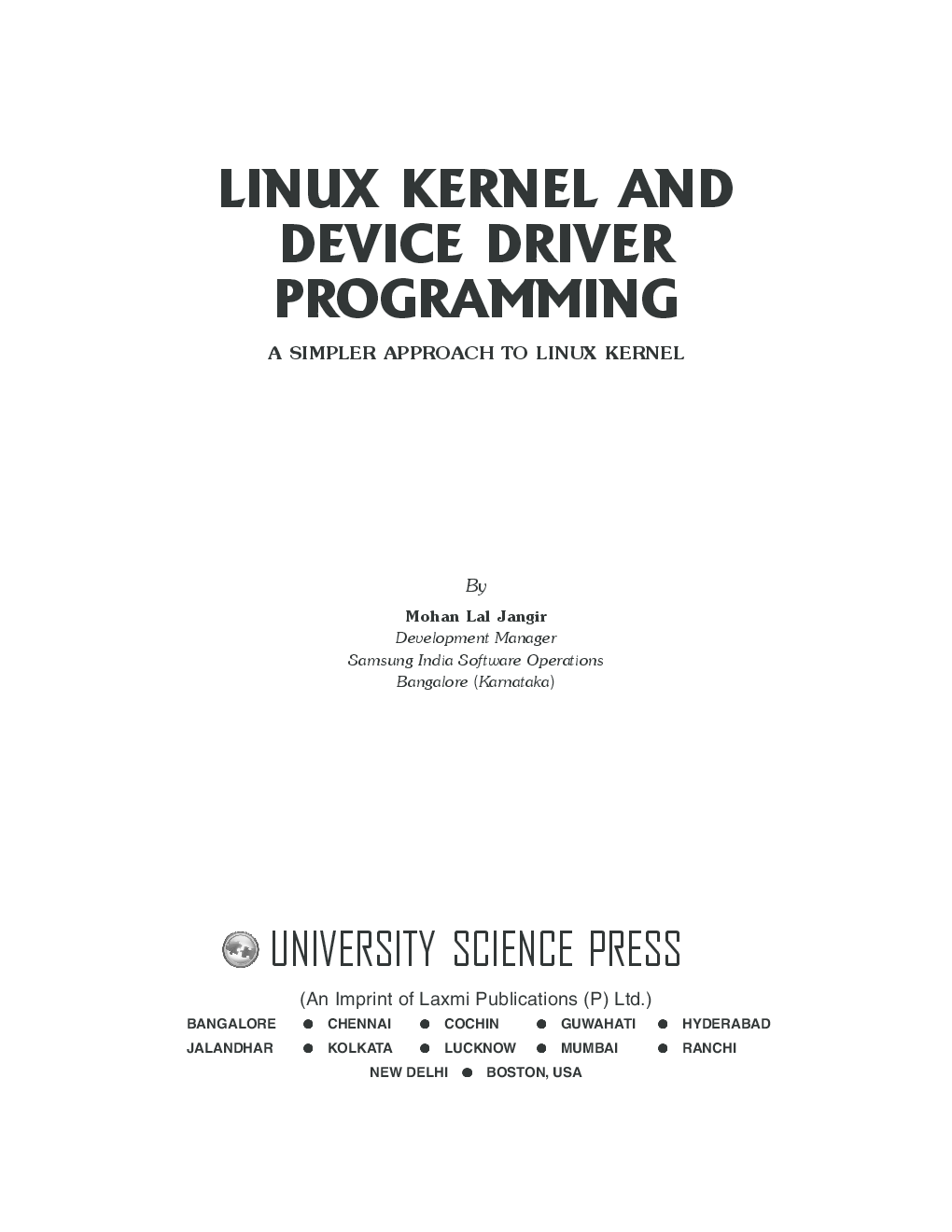 How to start learn linux device driver development?(worked ...