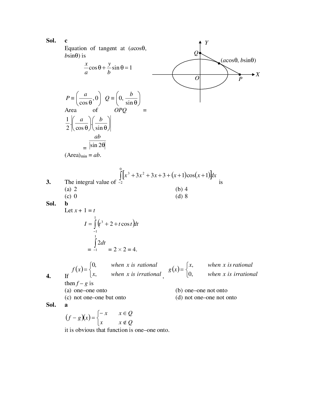 IIT-JEE Screening Solved Question Papers (Physics,Chemistry,Maths) 2004-2005 - Page 3