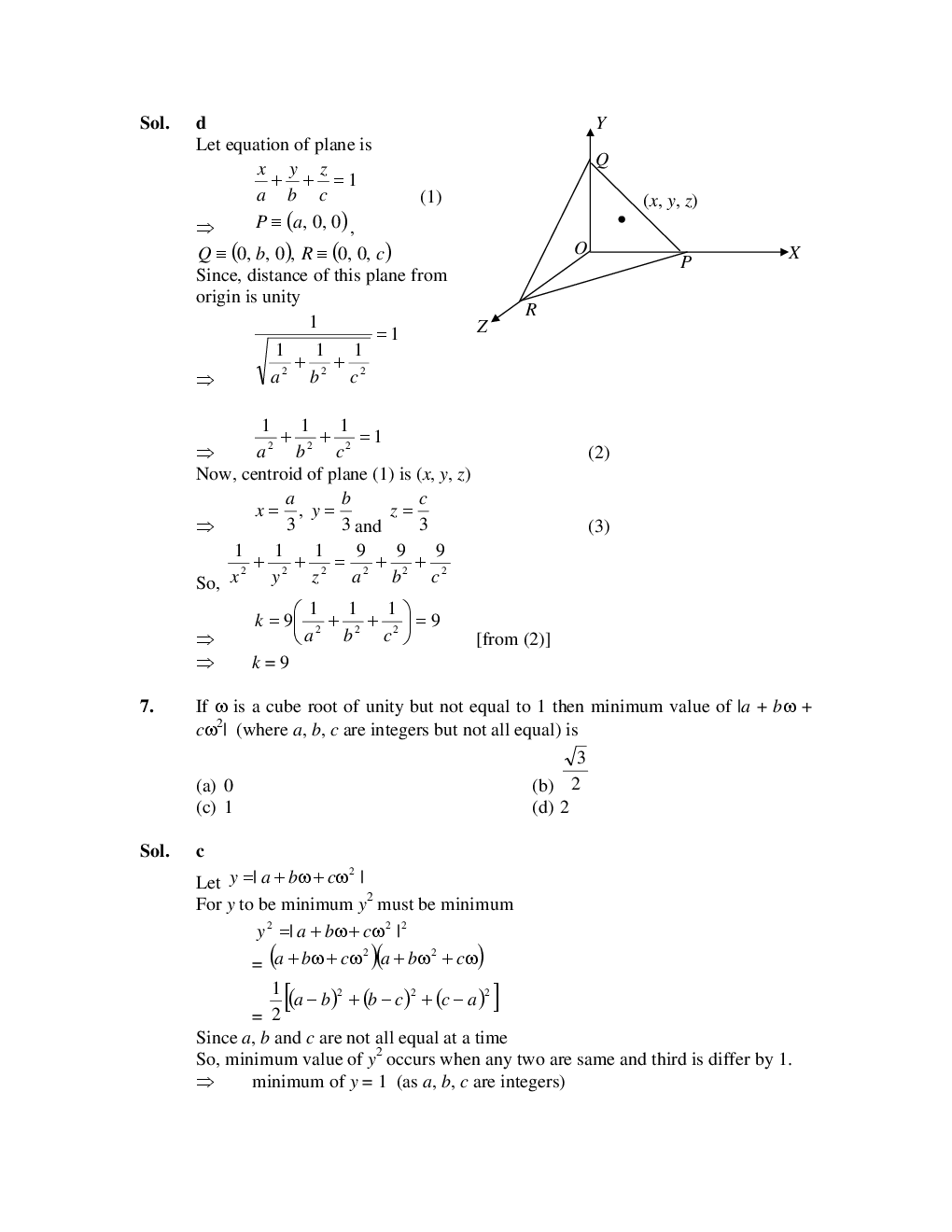 IIT-JEE Screening Solved Question Papers (Physics,Chemistry,Maths) 2004-2005 - Page 5