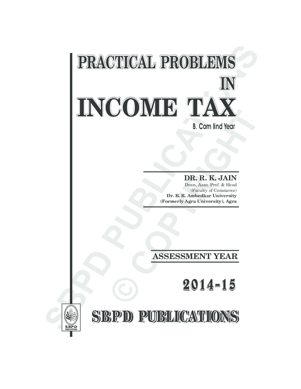 Practical Problems in Income Tax - Page 2