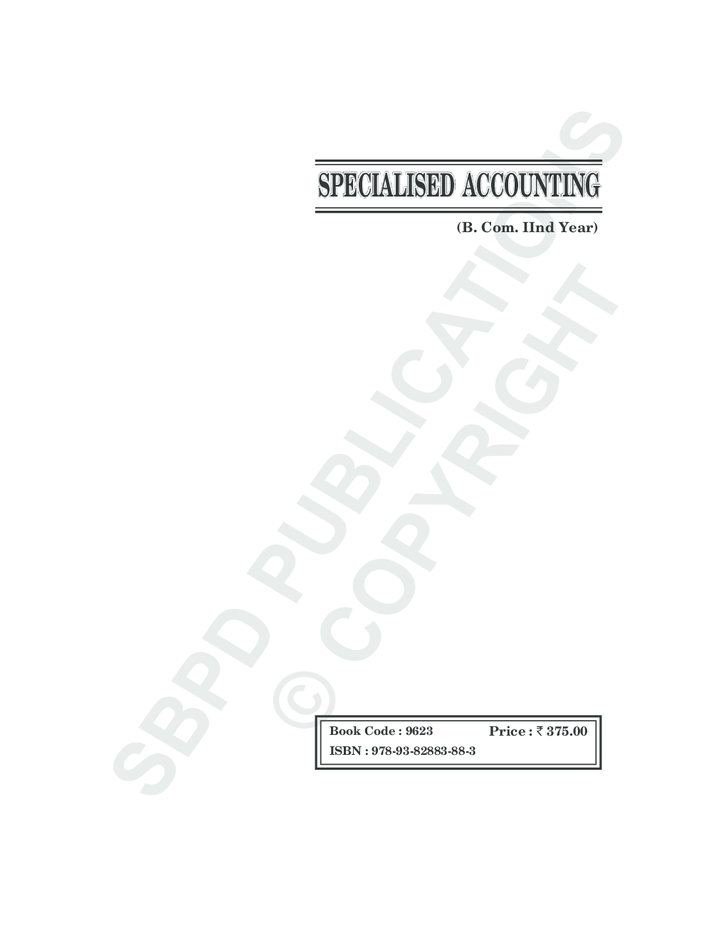 Specialised Accounting English Language - Page 2