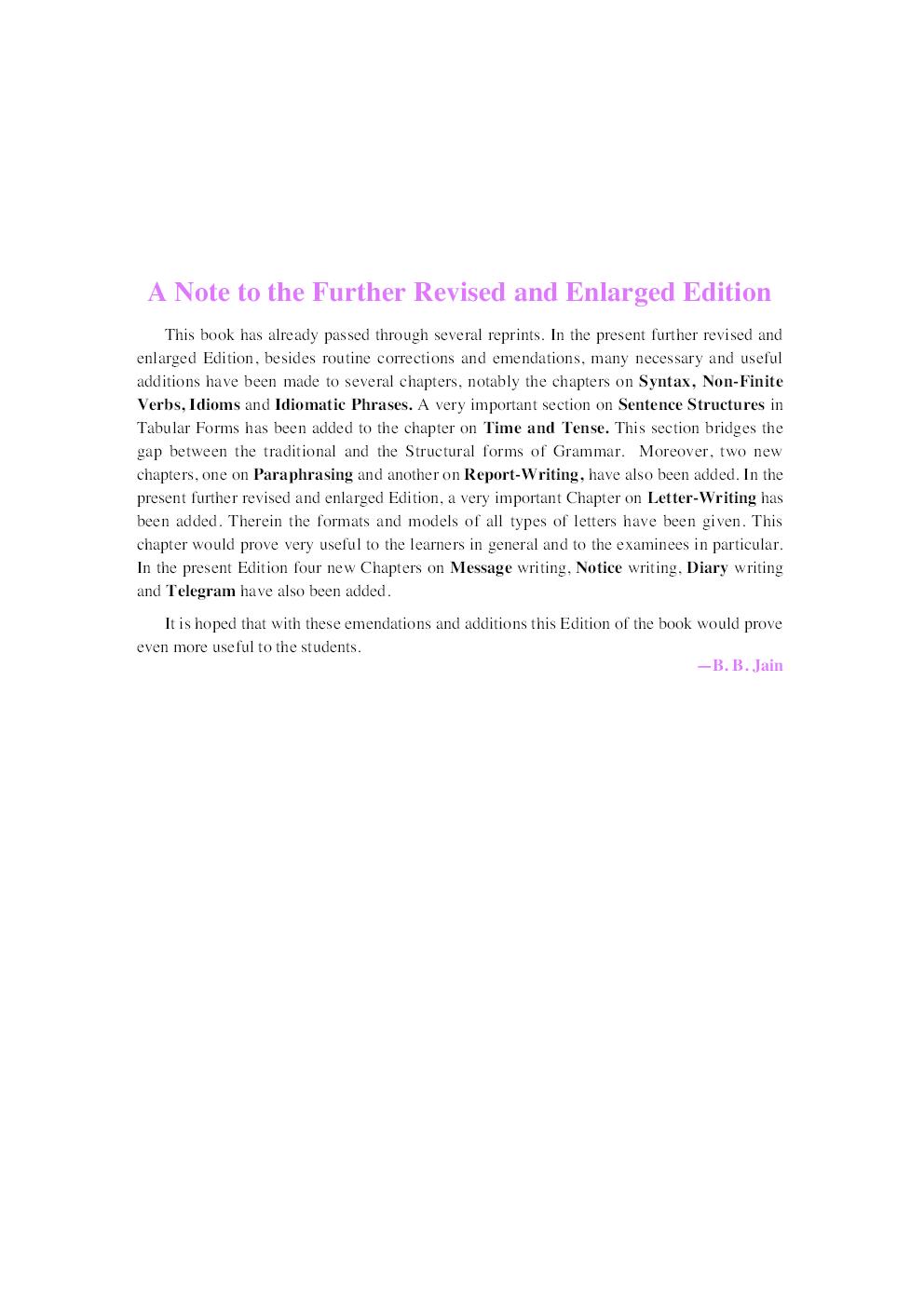 Learn to Write Correct English (Eng.-Hindi) - Page 5