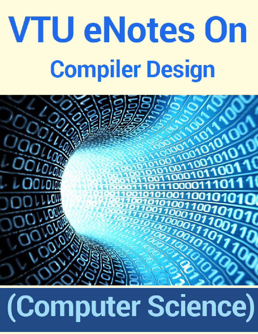 VTUeNotes OnCompiler Design(Computer Science) - Page 1
