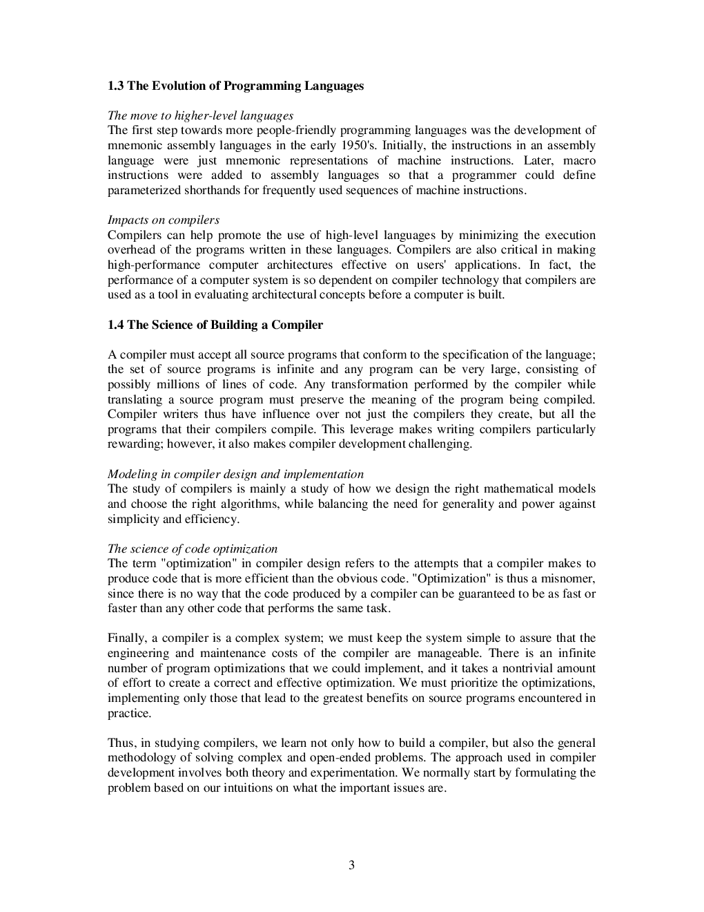 VTUeNotes OnCompiler Design(Computer Science) - Page 4