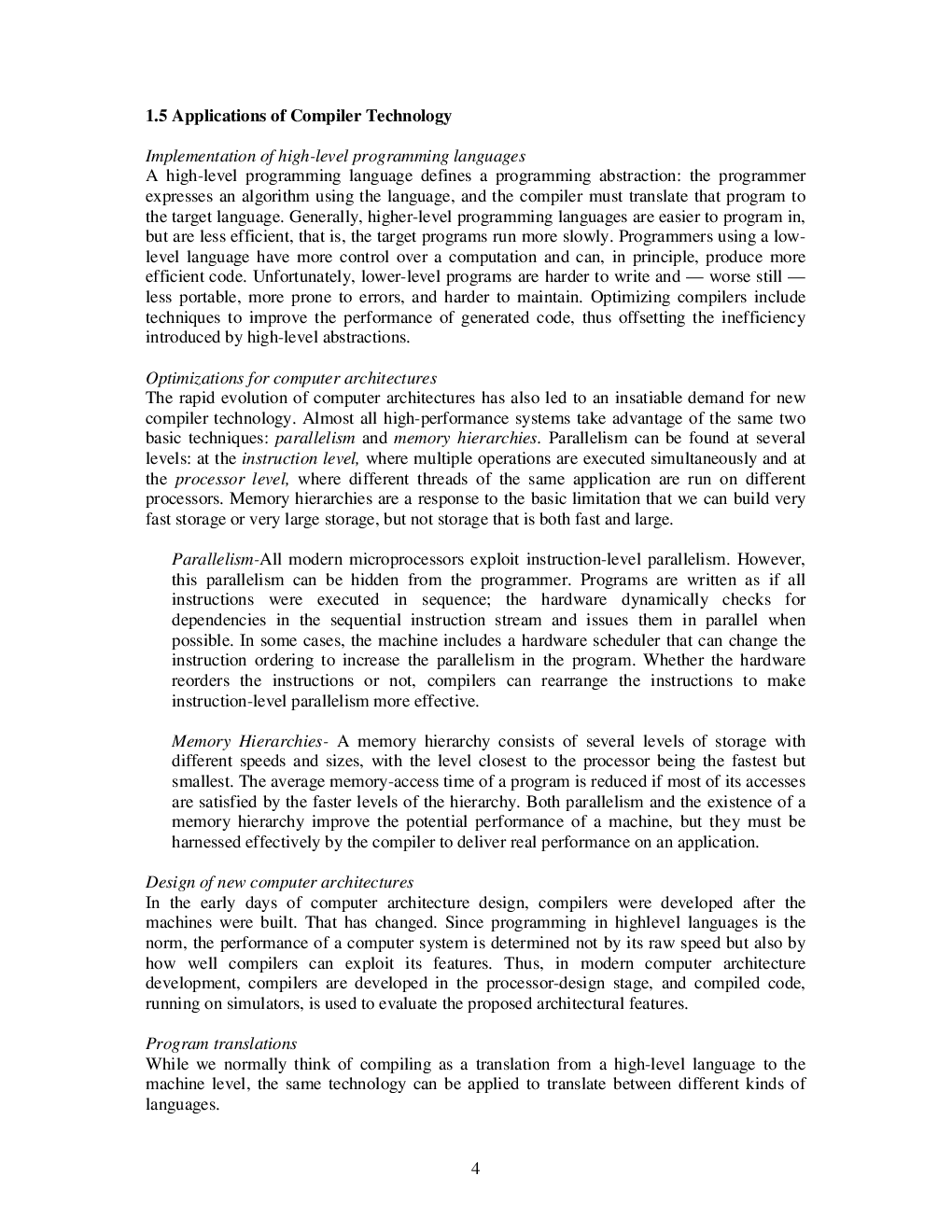 VTUeNotes OnCompiler Design(Computer Science) - Page 5