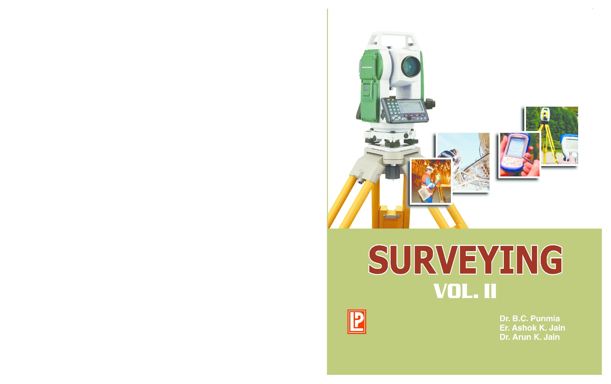 Surveying Vol.II  - Page 1