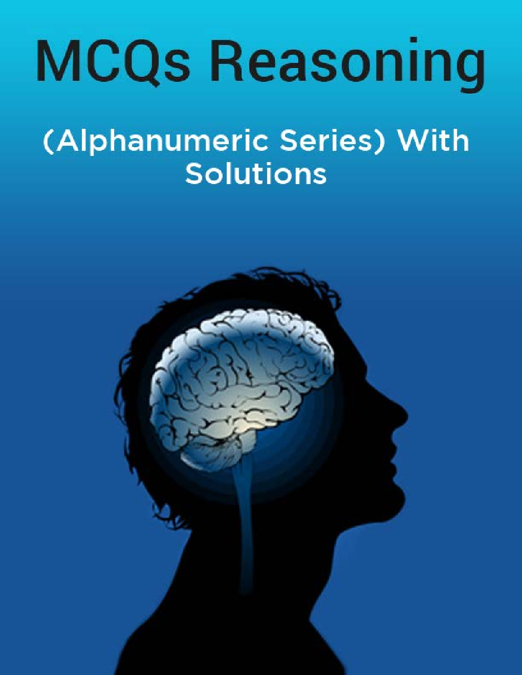 MCQs Reasoning (Alphanumeric Series) With Solutions - Page 1